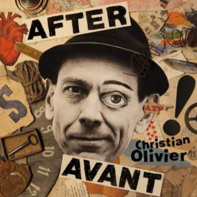 Christian OLIVIER album AFTERAVANT